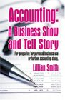 Accounting A Business Show and Tell Story