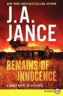 Remains of Innocence (Joanna Brady, Bk 16) (Larger Print)