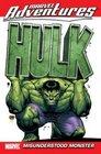 Marvel Adventures Hulk Vol 1 Misunderstood Monster