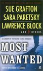 Most Wanted A Lineup of Favorite Crime Stories