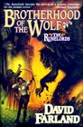 Brotherhood of the Wolf (The Runelords, Book Two)