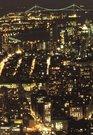 Blank Book City at Night