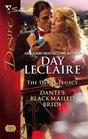 Dante's Blackmailed Bride (Dante Legacy, Bk 1) (Silhouette Desire, No 1852)