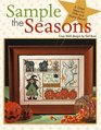 Sample the Seasons in Cross Stitch (Leisure Arts #3836)