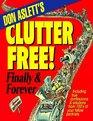 Don Aslett's Clutter-Free Finally  Forever
