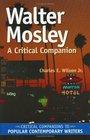 Walter Mosley  A Critical Companion