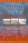 Bruce Catton's Civil War Boxed 3 Volume Set