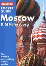 Berlitz Moscow and St Petersburg Pocket Guide