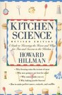 Kitchen Science A Guide to Knowing the Hows and Whys for Fun and Success in the Kitchen