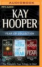Kay Hooper - Fear Series Books 1-3 Hunting Fear Chill of Fear Sleeping With Fear