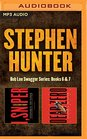 Stephen Hunter - Bob Lee Swagger Series Books 6  7 I Sniper  Dead Zero