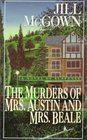 The Murders of Mrs. Austin and Mrs. Beale (Lloyd and Hill, Bk 4)