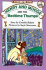 Henry and Mudge and the Bedtime Thumps (Henry and Mudge, Bk 9)