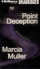 Point Deception (Cape Perdido, Bk 1) (Audio Cassette) (Unabridged)