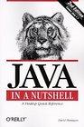 Java in a Nutshell (The Java Series)