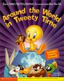 Around the World in Tweety Time Tattoo Storybook