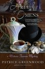 An Aria of Omens (Wisteria Tearoom, Bk 3)