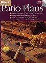 Ortho's Patio Plans
