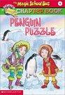 Penguin Puzzle (Magic School Bus, Bk 8)