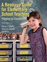 A Resource Guide for Elementary School Teaching