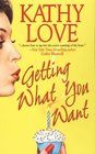 Getting What You Want (Stepp Sisters, Bk 1)