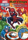 Marvel Spider-Man and His Avenging Friends Wall Clings