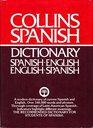 Collins Spanish-English English-Spanish Dictionary