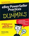 eBayPowerSeller Business Practices For Dummies
