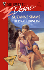 The Pirate Princess (Hazards, Inc., Bk 2) (Silhouette Desire, No 862)
