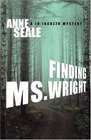 Finding Ms. Wright  (Jo Jacuzzo, Bk 2)