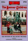 The Mystery of the Secret Message (Boxcar Children, Bk 55)