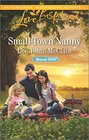 Small-Town Nanny (Rescue River, Bk 3) (Love Inspired, No 1002)