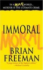 Immoral (Jonathan Stride, Bk 1)