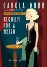 Requiem for a Mezzo (Daisy Dalrymple Mysteries)