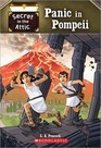 Panic in Pompeii (Secret in the Attic, Bk 3)