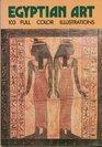 Egyptian art;