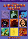 Animation Magic Book  Behind the Scenes Look At How an Animated Film is Made