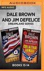Dale Brown and Jim DeFelice Dreamland Series Books 1314 Raven Strike  Collateral Damage