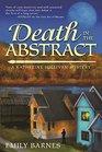 Death in the Abstract (Katherine Sullivan, Bk 2)