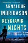 Reykjavik Nights An Inspector Erlendur Novel
