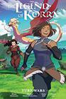 The Legend of Korra Turf Wars Library Edition