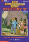 Dawn and the Halloween Mystery (Baby-Sitters Club, Bk 17)