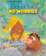 The Lion King: No Worries (A little golden book)