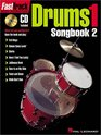 Fasttrack Drums 1 Songbook 2