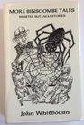 More Binscombe Tales Sinister Sutangli Stories