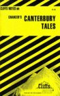 Cliffs Notes Chaucer's Canterbury Tales
