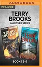 Terry Brooks Landover Series Books 5-6 Witches' Brew  A Princess of Landover