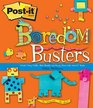 Post-it Boredom Busters  Create Crazy Crafts Mad Models and Funny Faces with Post-It Notes