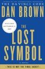 The Lost Symbol (Robert Langdon, Bk 3) (Large Print)