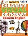 Children's Visual Dictionary Spanish-English